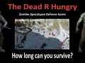 """4 Ways to Play """"The Dead R Hungry"""""""