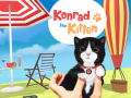Say hello to Konrad the Kitten