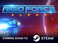 Rigid Force Alpha is coming soon to Steam!