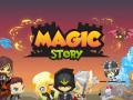 Back to Panda Announces Magic Story
