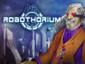 Robothorium Devlog: The Chip and crafting