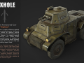 Devblog: Armoured Car Edition