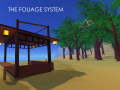 Our Foliage System in Unity