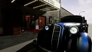 The Cinema Rosa - Creepy PC/Mac/VR Game
