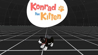 Konrad the Kitten launches update 1.2 that adds support for Vive Trackers