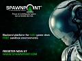 SPAWNPOINT - BaaS For Indie Devs!