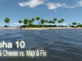 Alpha 10 - Mac & Cheese vs. Map & Fix