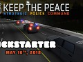 Kickstarter Date Announced for Keep the Peace!