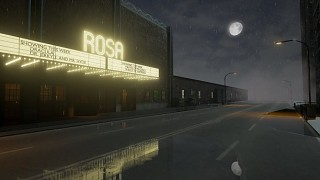 Cinema Rosa - Abandoned Cinema Puzzle Game