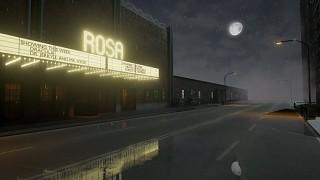 Cinema Rosa - Abandoned Cinema Puzzle Game