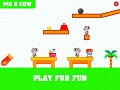 Pig & Cow : Puzzles Funny Games