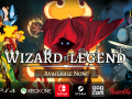 Wizard of Legend is Now Available!