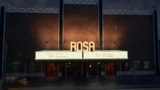 Lets Play The Cinema Rosa - Abandoned Cinema Game