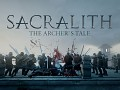 Storyline-based Medieval bow-and-arrow shooting simulator in VR SACRALITH: The Archer's Tale