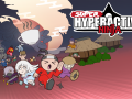 Super Hyperactive Ninja releases May 22 (Steam, PS4) and May 25 (Xbox One)!