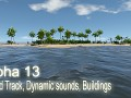 Alpha 13 - Sound Track, Dynamic sounds, Buildings