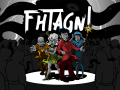 Announcing the end of the world with the release of Fhtagn! on 22 May 2018!