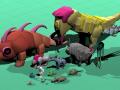 Simulated Creature AI