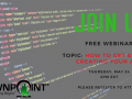 Free Game Development Webinar!