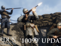 Tighter Frontlines desertion rules, Douaumont map update, MG deployment changed, and more!