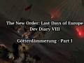 Dev Diary VIII: Götterdämmerung - Part II (Göring)