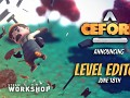 Level editor now on Steam - Blog #21