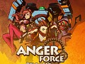 AngerForce: Reloaded Hands On — Send the Robot Rebels to Bullet Hell