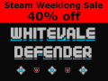 40% off on Steam right now