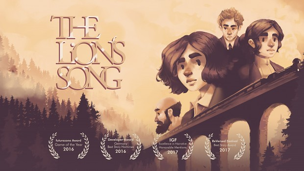 Award-winning The Lion's Song Launches Today on Nintendo Switch