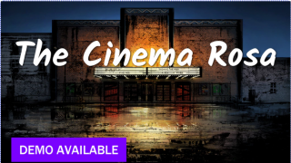 The Cinema Rosa - Kickstarter Update