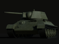 T-34 Development progress