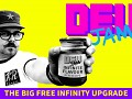 Dev Jam - The Big Free Infinity Upgrade