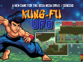 Kung-Fu UFO - For the SEGA MEga Drive / Genesis