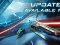 Antigraviator Update 1.1 includes new game mode, custom key bindings and more!
