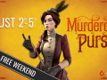 Murderous Pursuits Free Weekend!