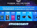 Play, beat the record and win incredible prizes! Join #PhobosMVP