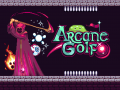 Arcane Golf is Available Now