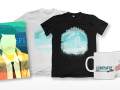Physical rewards now available - Tshirts, Mugs and Posters!