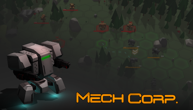 MechCorp - Released on Steam!