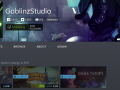 We now have our dev Steam page!