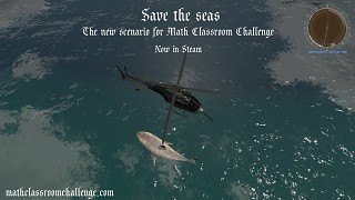 Save the seas; when saving marine life is a game