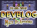 Maze Of Adventures - Big Update! Devblog 08/31/2018