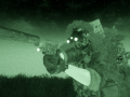 Preview Alpha 0.93: Ghillie suit, Night vision goggles, takedown...