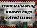 TROUBLESHOOTERS GUIDE