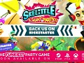 Skelittle: A Giant Party!! is on Kickstarter!