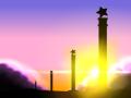 Farewell Magica Star Pillars