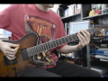 Creating an orchestral score from a guitar riff