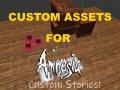 Custom made assets for Order of the Skull?