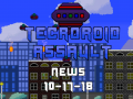 Tecroroid Assault Final Alpha Build