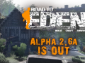 Road to Eden alpha 2.6a is out!